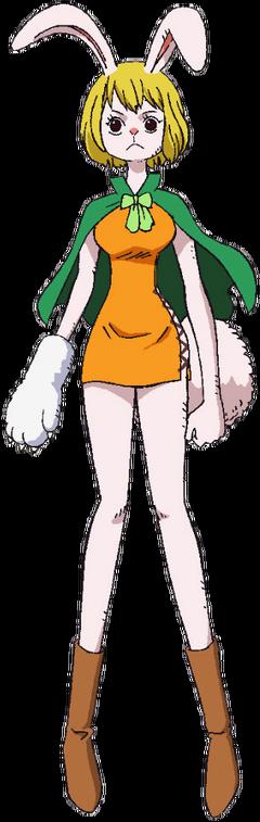 Carrot anime