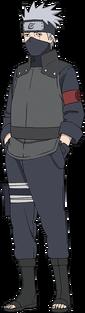 Kakashi hokage first 57