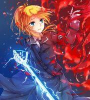 Lightning Follows Fire
