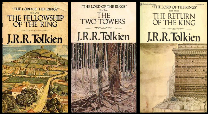 Image result for Lord of the Rings - J.R.R. Tolkien
