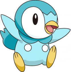 393 Piplup DP1 Shiny