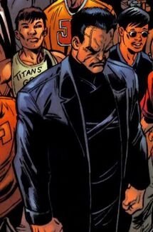 Hammerhead (Ultimate Comics)
