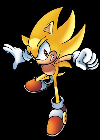 Super Sonic Render
