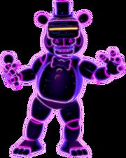 VR Toy Freddyram