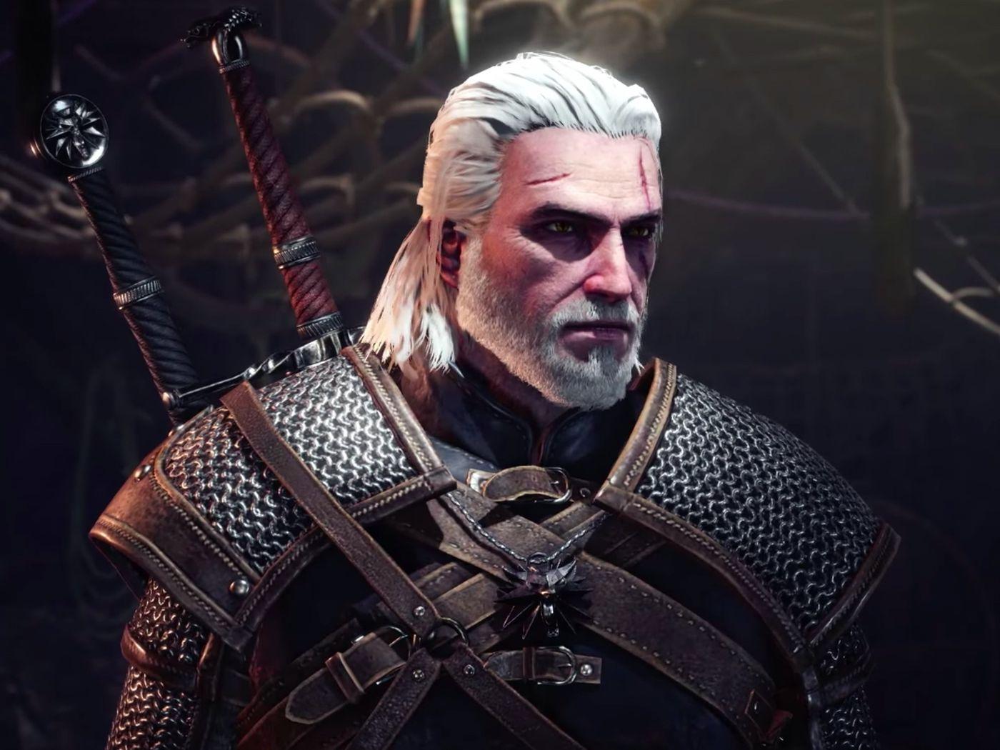 Geralt of Rivia (Monster Hunter) | VS Battles Wiki | FANDOM