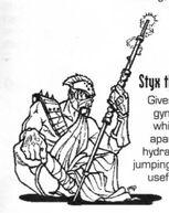 Styx the Monk
