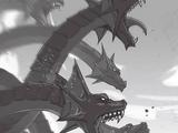The Dragon King Ladon