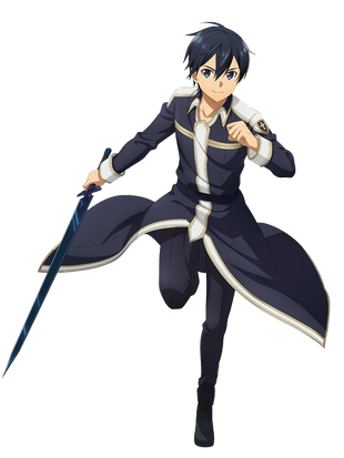 AnimeJapan 2019 Kirito goods visual