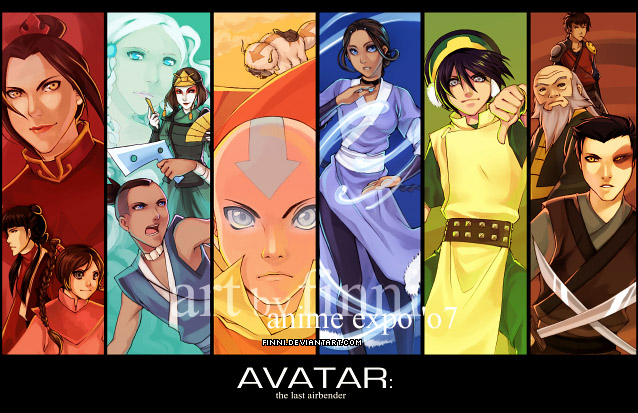 The last airbender wikia