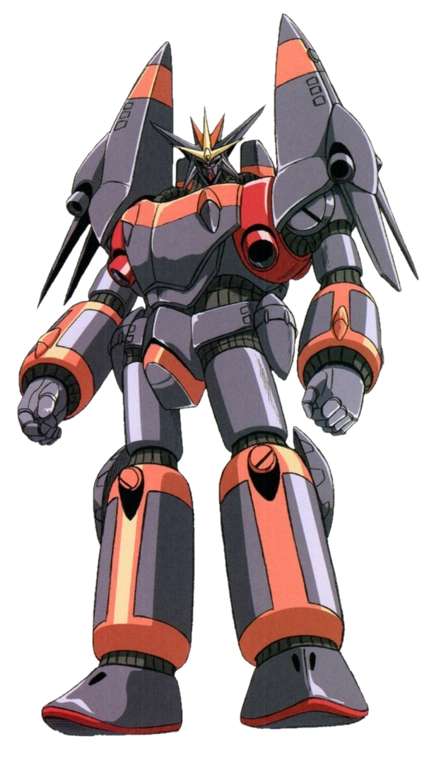 Super Robot Wars Crusade Gunbuster By Speakoniaandy On Deviantart