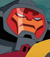 Omega Supreme (Transformers Animated)