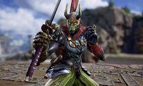Yoshimitsu (Soulcalibur)