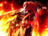 Black and Crimson Commanders
