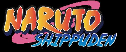 Naruto Shippuden Logo (Render)