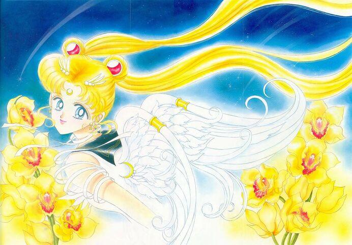 Sailor Moon - Artbook 05 0001