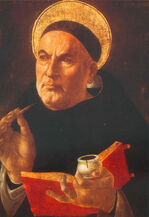 St. Tommaso d'Aquino