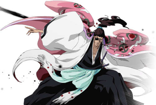 TYBW Shunsui Rendered