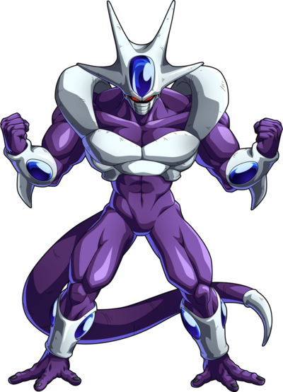 Cooler final form render fighterz by maxiuchiha22 dclot3b-pre