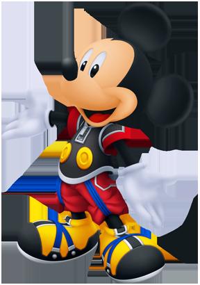 King Mickey KHRECOM