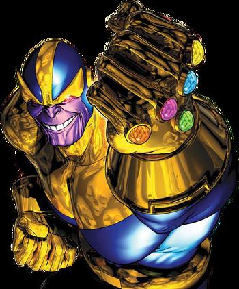 Thanos IG TR