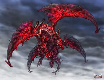 The Dragon (Anima: Beyond Fantasy)