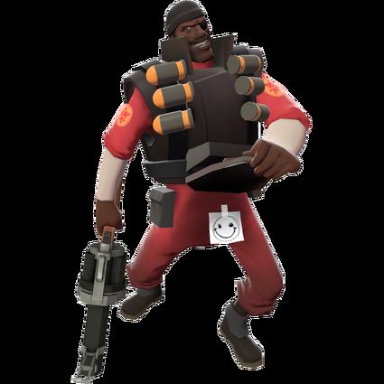 Demo-man