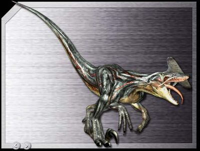 Dino Crisis 3 promotional render