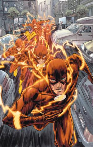 Flash speed