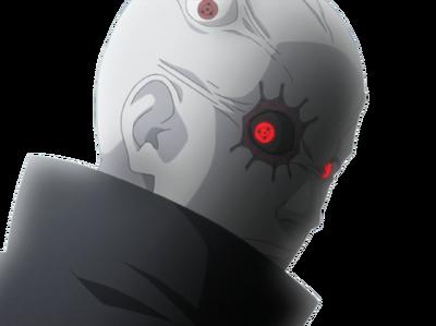 Shin Uchiha Anime