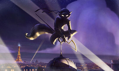 Sly Cooper Verse
