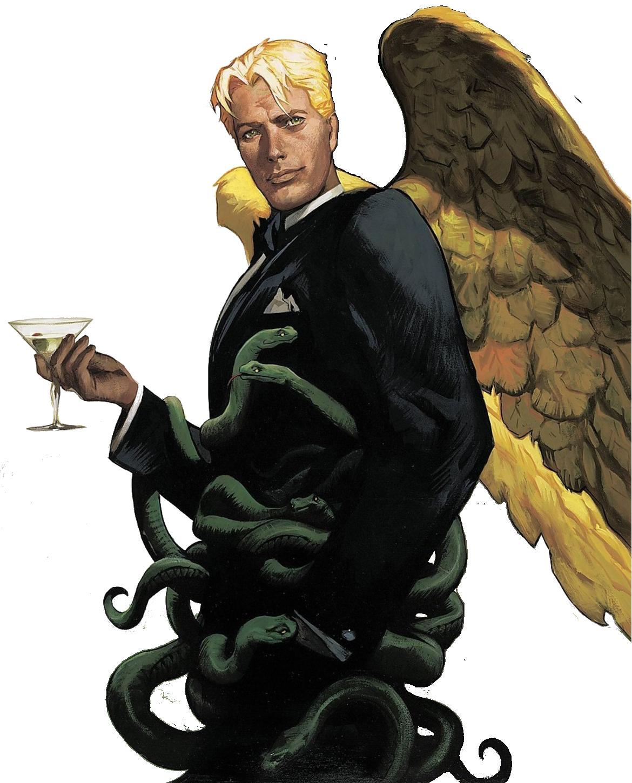Lucifer Morningstar (DC Comics) | VS Battles Wiki | Fandom