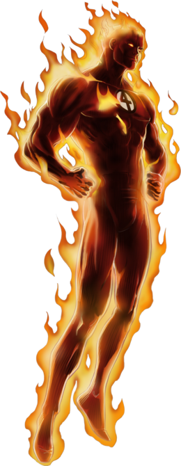 HumanTorch DexterSoy-0