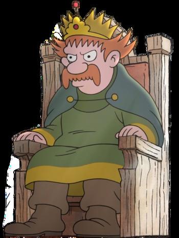 King Zøg DE TR