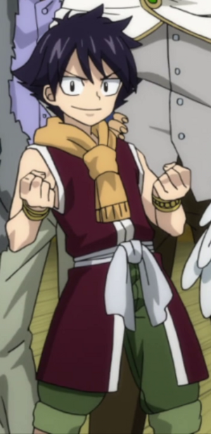 Romeo Conbolt X792 Anime