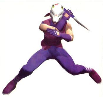 Tekken 2.Kunimitsu