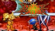 Vampire Savior playthrough (SEGA Saturn)