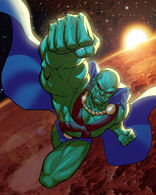 Martian Manhunter (Post-Crisis)