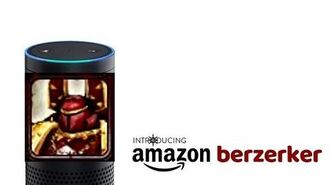 Amazon Echo Khorne Edition (Warhammer 40K)-1585950373