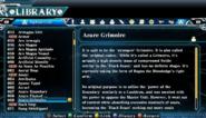 Azure Grimoire 1