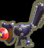 Egg Fighter Knight Spring