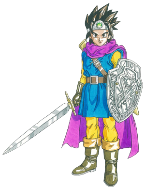 Erdrick Hero3