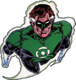 Green Lantern Vol 3 1 Render