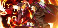 Harumitsu vs Hiiragi