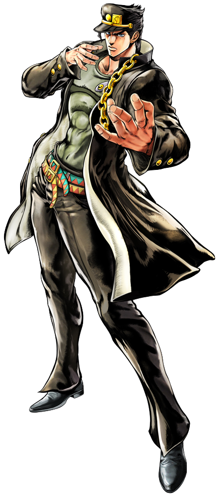Jotaro Kujo (Eyes of Heaven) | VS Battles Wiki | FANDOM