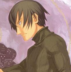 Kino no tabi shizu's characters profile