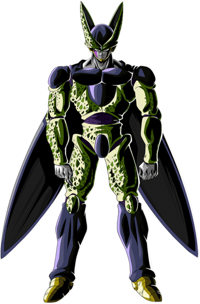 Perfect cell render 3 dokkan battle by maxiuchiha22 ddfjf15-fullview