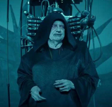 Pre-Dyad Palpatine-Star Wars Rise of Skywalker