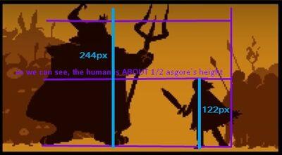 Human vs Asgore