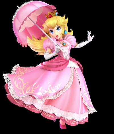 Princess Peach Ultimate
