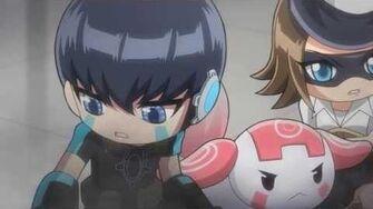 MapleStory Xenon Anime Video